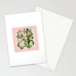 SUMMER of 78 Stationery Cards