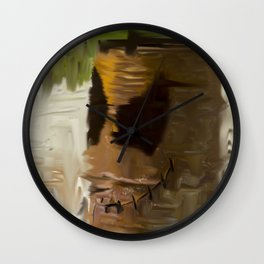 Jack the tank Wall Clock