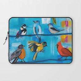 Bird Celebration Laptop Sleeve