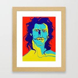 Eugene Hütz Framed Art Print