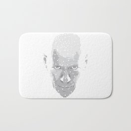 Yippie-Ki-Yay (Bruce Willis) Bath Mat