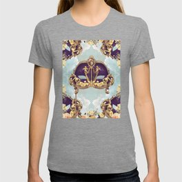 Floral Extravagance T-shirt