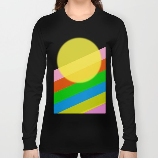 Sunshine and Rainbows Long Sleeve T-shirt