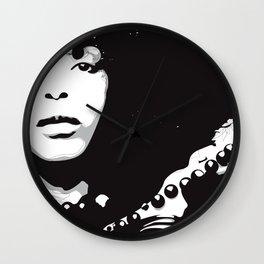 Erikah BADU by Besss - 2011 Wall Clock