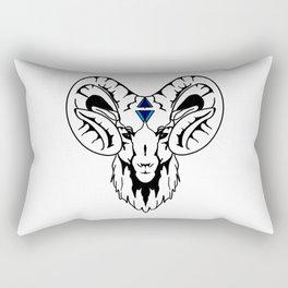 Aries zodiac sign Rectangular Pillow