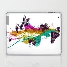 Follow the Colors Laptop & iPad Skin