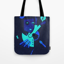 Mozart - Stereophonic Sound   Tote Bag