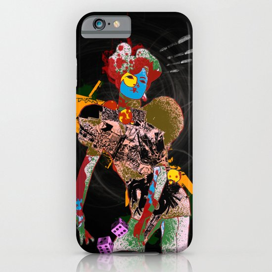 madame butterfly iPhone & iPod Case