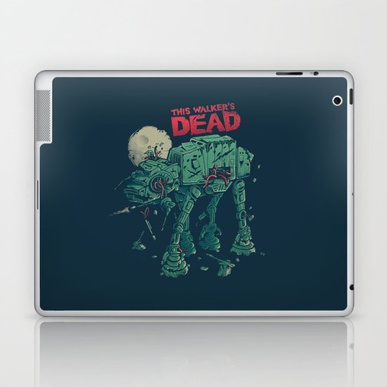 Walker's Dead Laptop & iPad Skin
