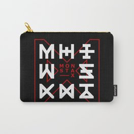Monsta X -The Code Carry-All Pouch