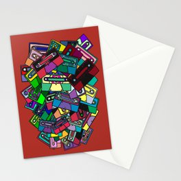 Music Binds Souls Stationery Cards