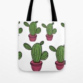 Prickles Tote Bag