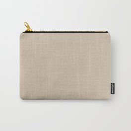 Monochrome, brown, Nude Carry-All Pouch