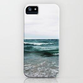 Turquoise Sea #2 iPhone Case