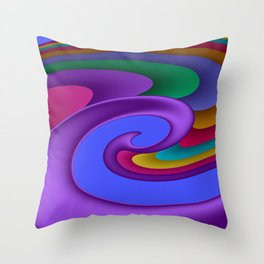 swing and energy for your home -2- Throw Pillow