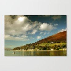 Loch Ranza Canvas Print