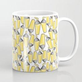 doodle felt pen pattern Coffee Mug