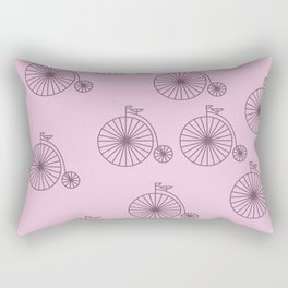 Instrument of Travel Rectangular Pillow