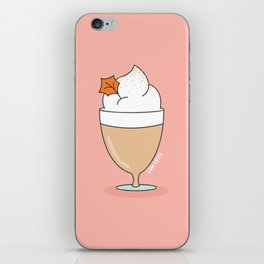 Chai Latte iPhone Skin