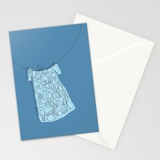 Lovely Clothes Stationery Cards