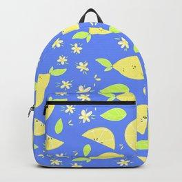 Capri Lemon Slices Backpack