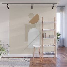 PADRONA DI SÉ - Be the Master of Yourself - Modern abstract art Wall Mural