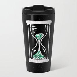 Waste Time Travel Mug