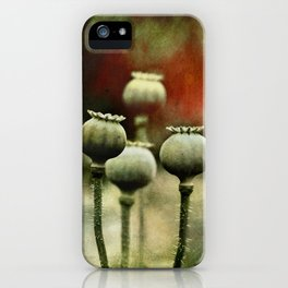 crowned heads iPhone Case