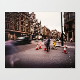 Unreal City Canvas Print