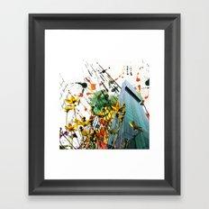 Hilton Framed Art Print