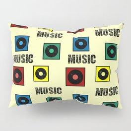 Music design Pillow Sham