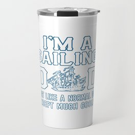 Sailing Dad Travel Mug