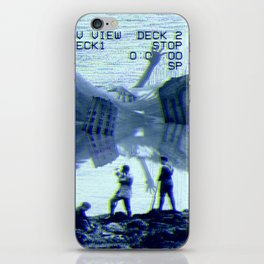Incumbent Discourse of the Pond iPhone Skin