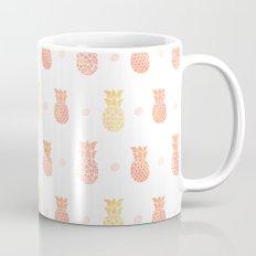 Fresh Summer Pineapple Mug