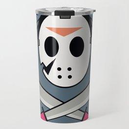 Jason Head Travel Mug