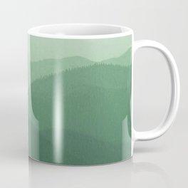 Hunter Mountain summer Coffee Mug