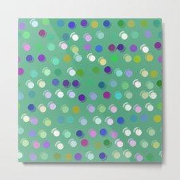 Giggle dots pattern Metal Print