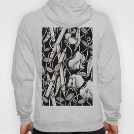 Sweetpeas and Pencils Hoody