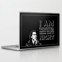 loki Laptop & iPad Skins featuring Loki by Beehive Dezines