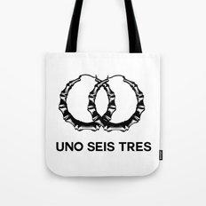 163 logo  Tote Bag