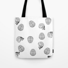 my poor brain- ffs  Tote Bag