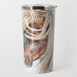 ICELANDIC HORSE // STAY WILD Travel Mug