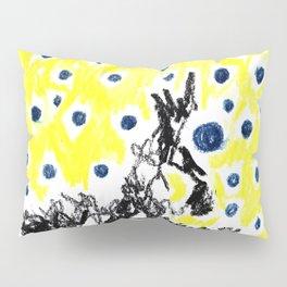 blue balloons Pillow Sham