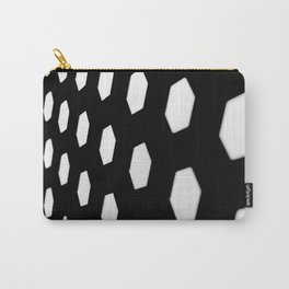 hexagon. Carry-All Pouch