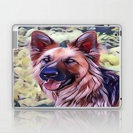 The Shiloh Shepherd Laptop & iPad Skin