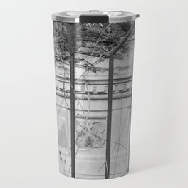 old gate & grave Travel Mug