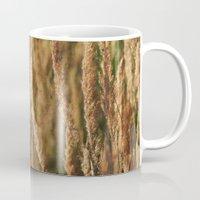 grass Mugs featuring grass by Artemio Studio