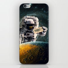 Can I Come iPhone Skin