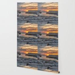 Sunset at Lanes cove 5-5-18 Wallpaper