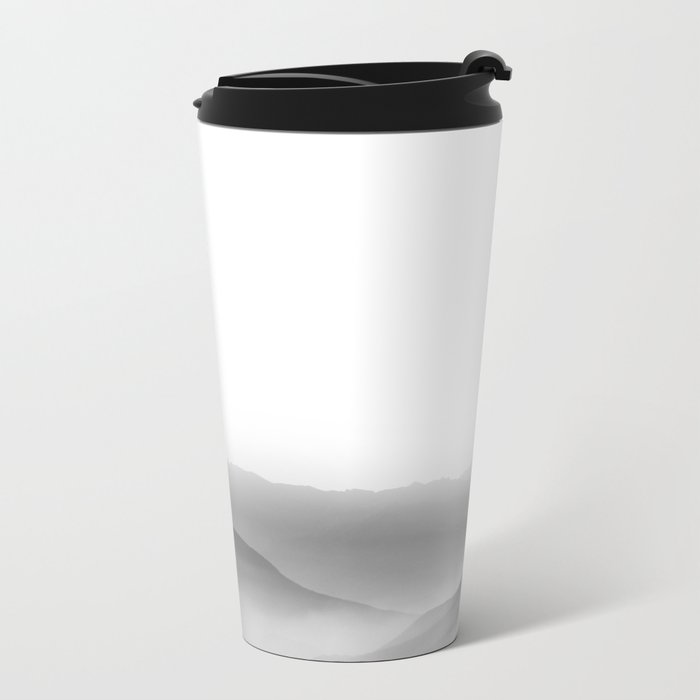 Light as a Dandelion Metal Travel Mug